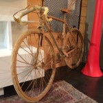 Bicicletta in Cartone